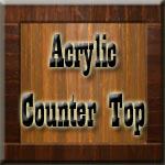 Acrylic Counter